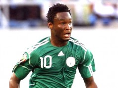 Super Eagle' captain, Mikel Obi