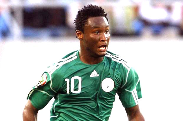 I'll build Eagles around Mikel - Rohr