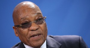 Jacob Zuma, in the eye of the storm