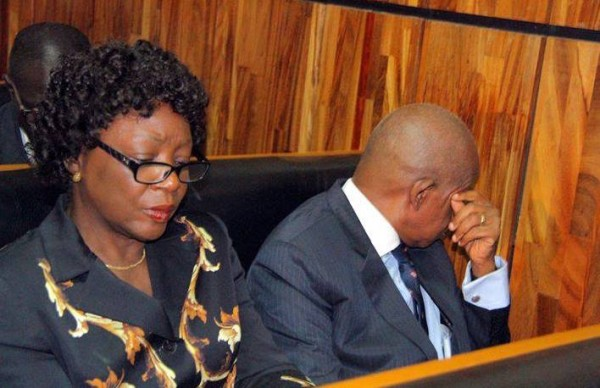 Justice Ademola, wife: FG appeals court judgment