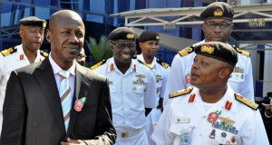 Magu and Chief of Naval Staff