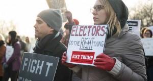 Anti-Trump Campaigners
