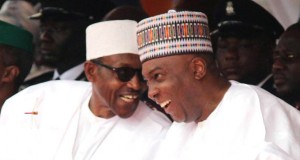 Buhari and Saraki