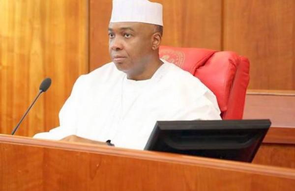 Saraki lists achievements as Senate adjourns plenary to January 10, 2017