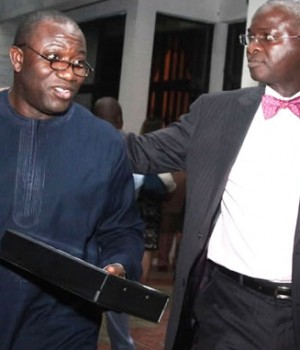 Fayemi and Fashola