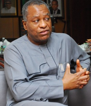 Geoffrey Onyeama, Minister of Foreign Affairs,