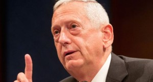 Gen James 'Mad Dog' Mattis