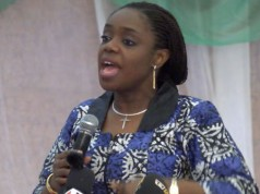 Kemi Adeosun, Finance Minister