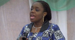 Kemi Adeosun, Finance Minister