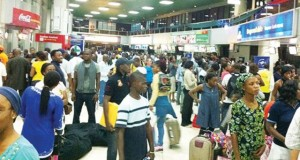 stranded-passengers-at-airport-in-lagos