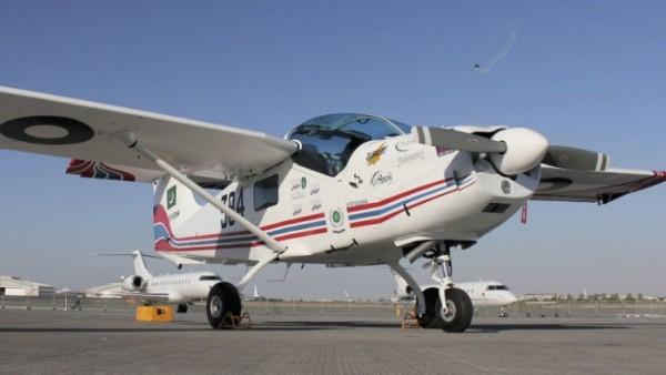 Pakistan supplies four Super Mushshak to Nigeria
