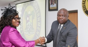 Ambode swears in new Tutor-Gen