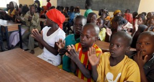 Borno children