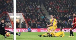 Crystal Palace whip Bournemoth
