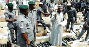 Nigeria Customs boss, Col. Hameed Ali