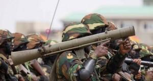 ECOWAS Troop
