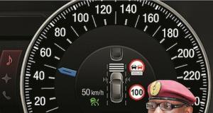 FRSC Speed-limiter