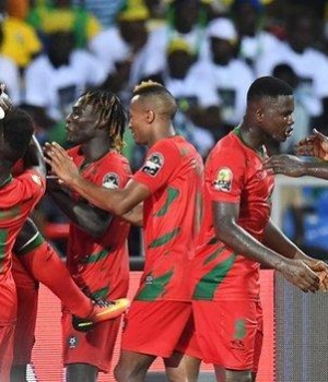 Guinea-Bissau players