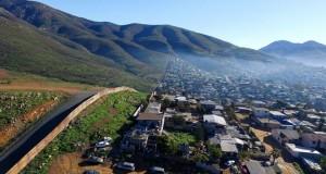 Mexico border fencing