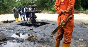 The Impact of Oil in the Niger Delta