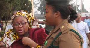 Oil subsidy fraudster Ada Ugo-Ngadi,