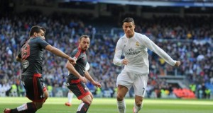 Real Madrid vrs Celta Vigo
