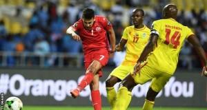 Tunisia beat Zimbabwe