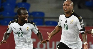 The Ayew brothers fire Ghana into AFCON semis