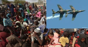 Air Force jets mistakenly bomb Borno IDP camp