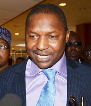 Abubakar-Malami, Attorney General and Minister of Justice