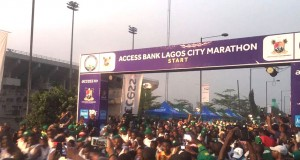 Access Bank Lagos-marathon