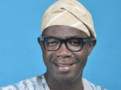 Agboola Ajayi, Deputy Governor of Ondo State,