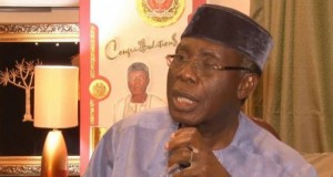 Audu Ogbeh, Agric Minister