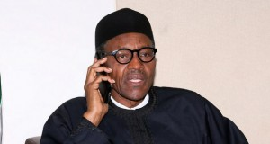 Buhari telephones Trump