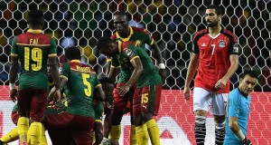 Cameroon beat Egypt to clinch Afcon 2017