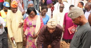 Lagos SSG laying foundation for one of the Models Schools