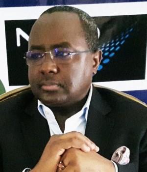 Mounir Gwarzo, SEC DG