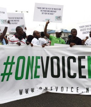 One-Voice-protest
