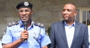 Lagos CP Fatai Owoseni and SSG Tunji Bello