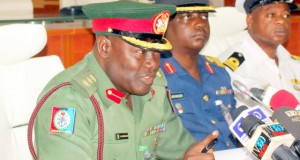 Brigadier Gen. Rabe Abubakar