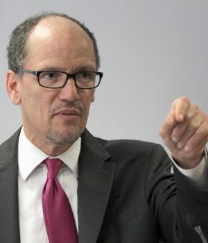 Thomas Perez, US DNC Chair