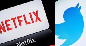 Twitter and Netflix