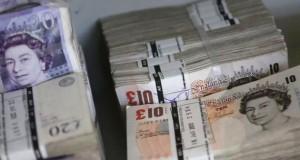 British-pound-bank-notes