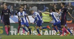 Deportivo beat Barca