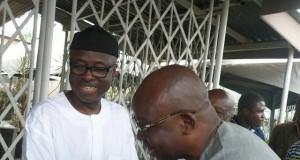 Fayose greets Otunba Niyi Adebayo