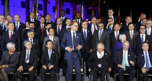 G20 Finance Ministers and Central Bank Governors Meeting in Baden-Baden