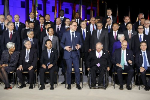 Top economies yield to US, drop no-protectionism pledge