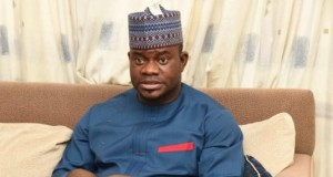 Gov. Yahya Bello of Kogi