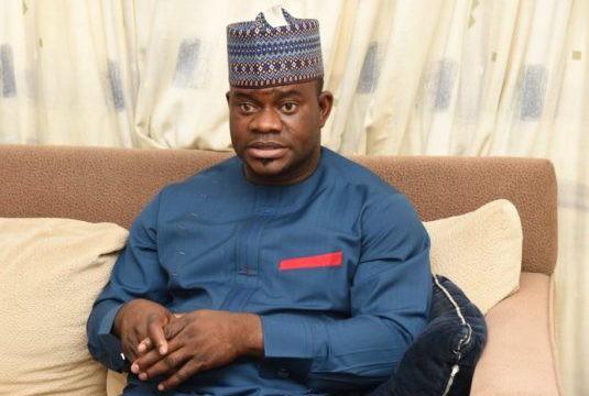 Gov. Yahya Bello of Kogi