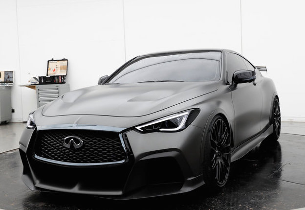 infiniti hints at f1 inspired high performance car new mail nigeria. Black Bedroom Furniture Sets. Home Design Ideas